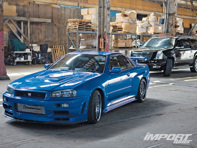 cars fast and furious - photo #28