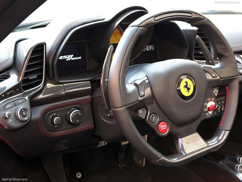 2013 Ferrari 458 Spider Review Price And Interior 2