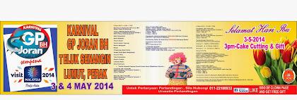 Karnival GP Joran BH Teluk Senangin
