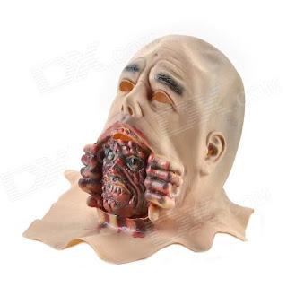 topeng hantu botak
