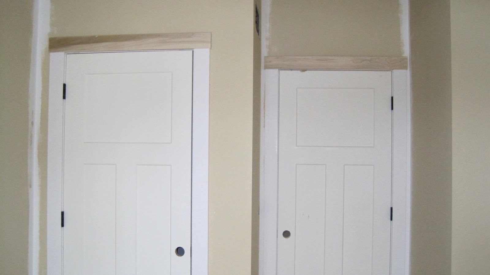 Craftsman Style Door Trim Moulding