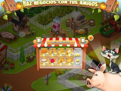 Hay Day 1.27.128 APK-screenshot-2