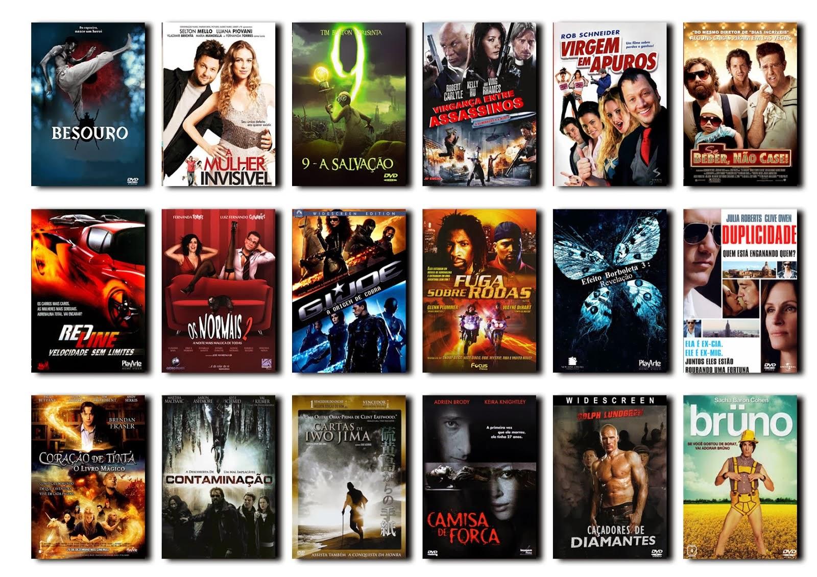 Filmes lançamento