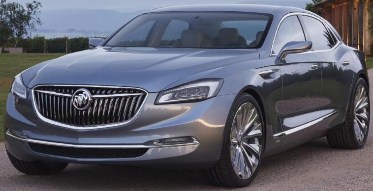 2017 Buick Lacrosse To Debut At L A Auto Show In November