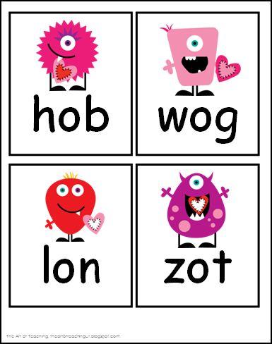The Art of Teaching: A Kindergarten Blog: January 2012