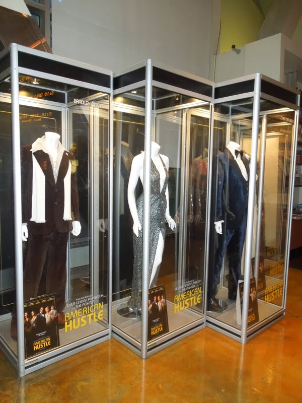 American Hustle movie costumes