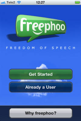 Freephoo - Make Free Calls From Your iPhone