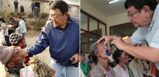 Sanduk Ruit Nepal Berhasil Sembuhkan 100 Ribu Orang dalam 5 Menit
