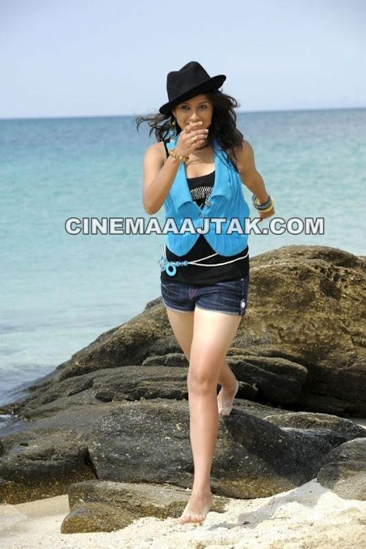 , Madhurima Hot Beach Images