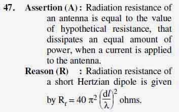 2012 June UGC NET in Electronic Science, Paper III, Question 47