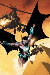 Batwing from DC Comics