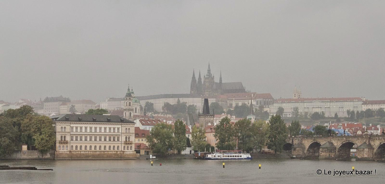 2 jours a Prague-Vltava
