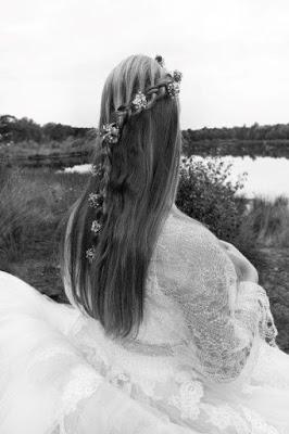 FOTO gekregen van bruid na afloop van de bruiloft.