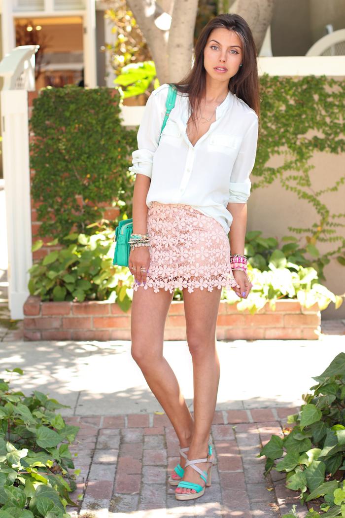 Vivaluxury Fashion Blog By Annabelle Fleur Daisy Day