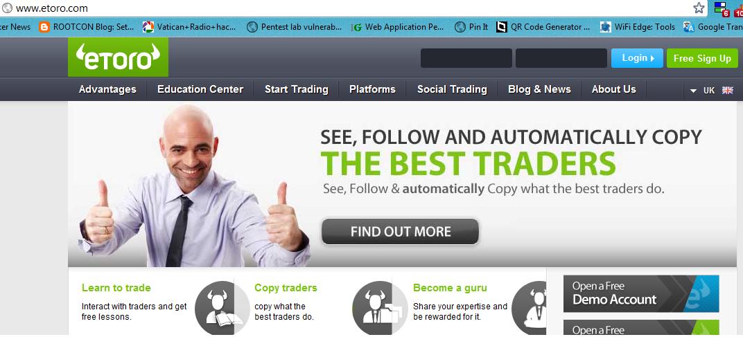 Forex trading platforms ranking