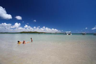 Imagens e fotos da Praia dos Carneiros
