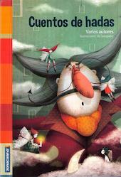 Nuestro nuevo libro en Ecuador: Cuentos de Hadas