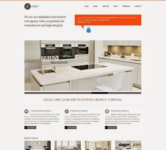 Grider WordPress Theme