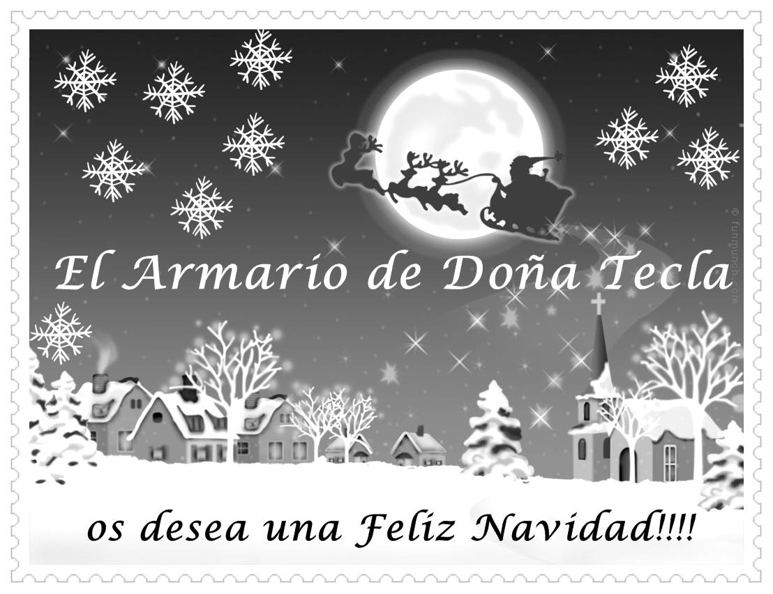 Armario Para Cozinha Pequena ~ El Armario de Doña Tecla Feliz Navidad