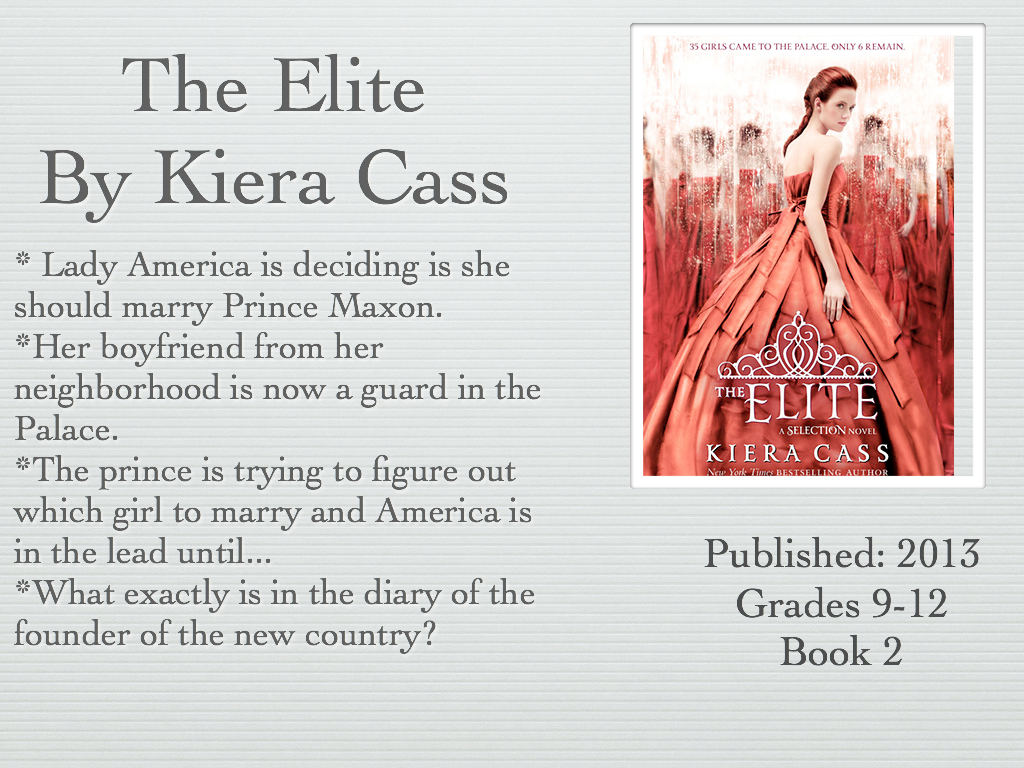 The Selection Quotes Young Adult Reading Machine The Elitekiera Cass