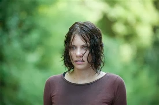 Nude photos of Maggie from The Walking Dead