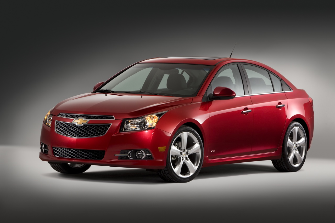 2011 Chevrolet Cruze Ls The Car Club