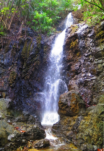 Diguisit Falls, waterfalls in baler, baler waterfalls
