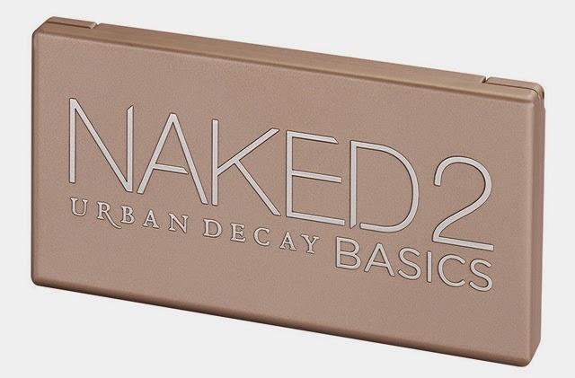 UD palette Naked2Basics