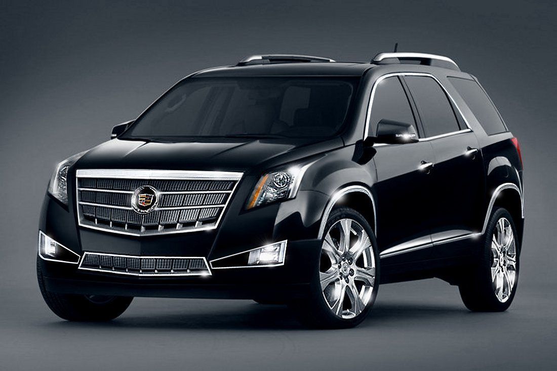 sport car garage cadillac srx hybrid 2013. Black Bedroom Furniture Sets. Home Design Ideas