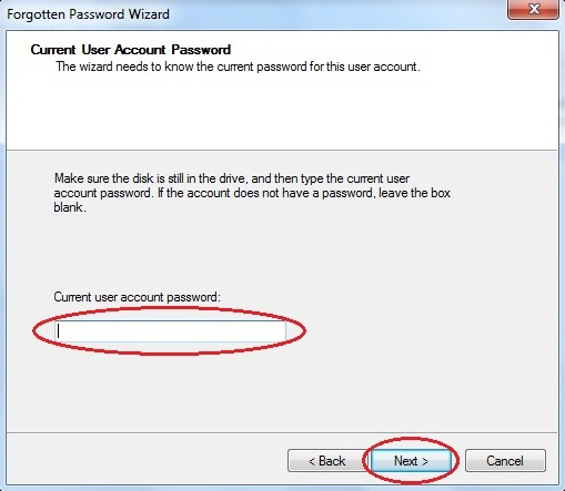 Cara Mengantisipasi Lupa Password Log On User Account - Create Password Reset Reset Disk