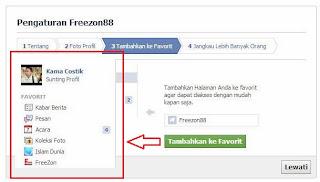 cara mudah membuat halaman facebook