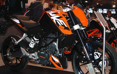 2013 KTM Duke 390