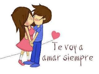 Te voy a amar siempre