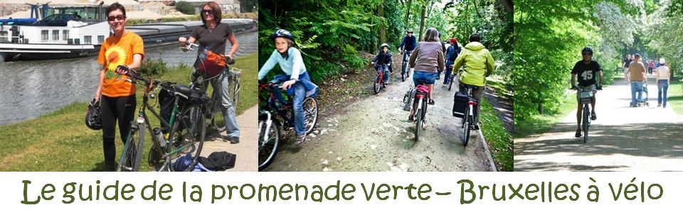 Guide de la promenade verte à Bruxelles - Pro Vélo - Quand Bruxelles se met au vert en vélo - Bruxelles-Bruxellons