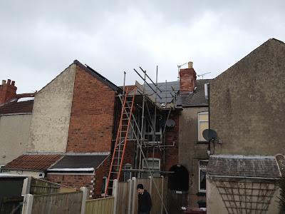 South Normanton, Derbyshire Solar Pv Installation