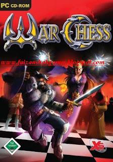 3d war chess crack