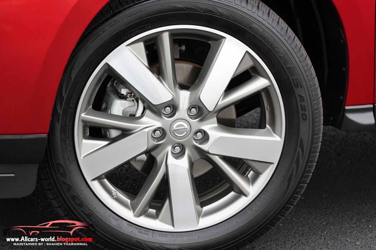 Nissan Pathfinder 4X4 System hd gallery