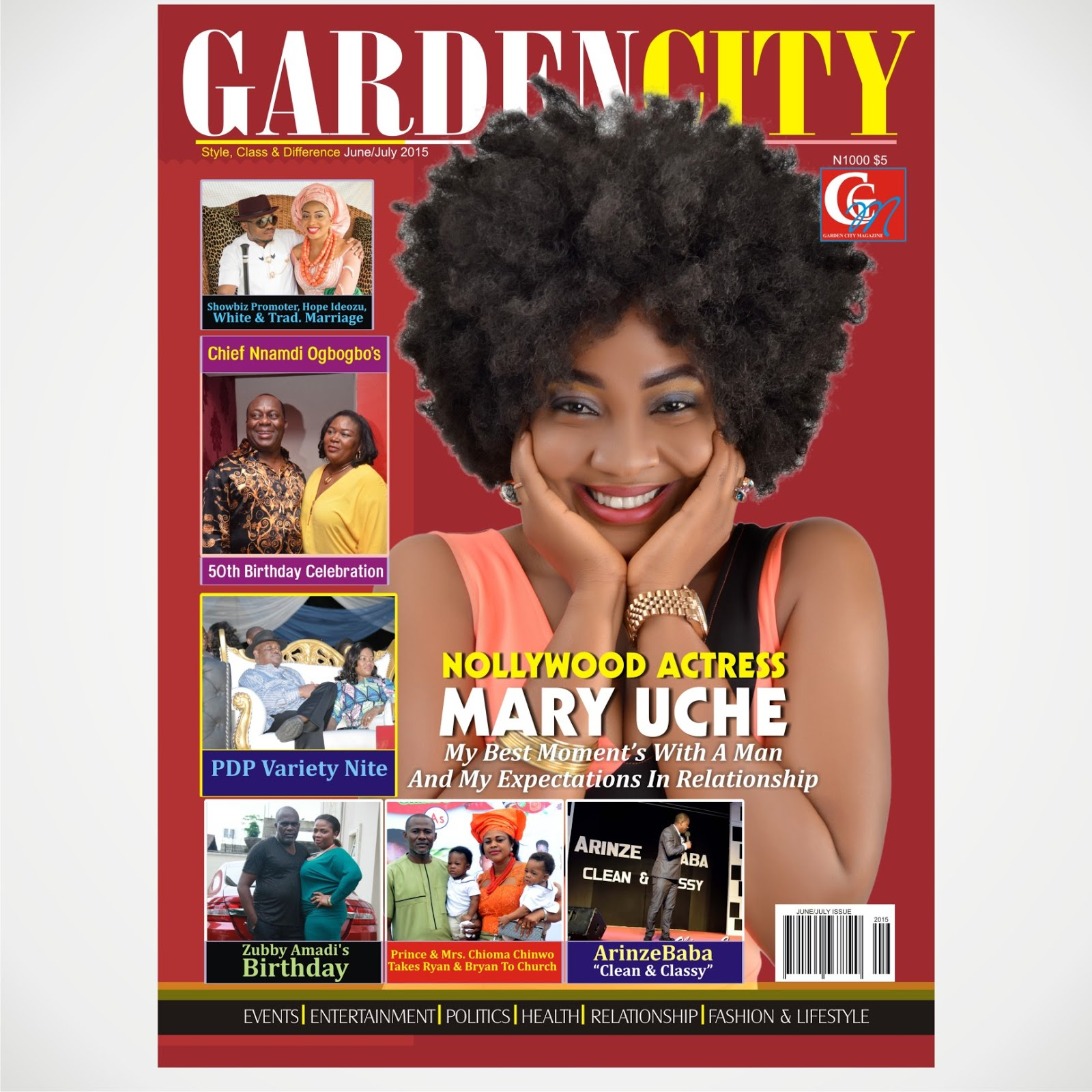 #NEWEDITION: Gardencity Magazine