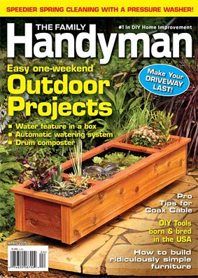 Be your own handyman