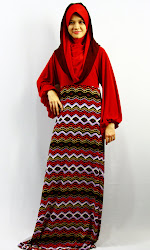 24 march: ATHIRAH maxi dress