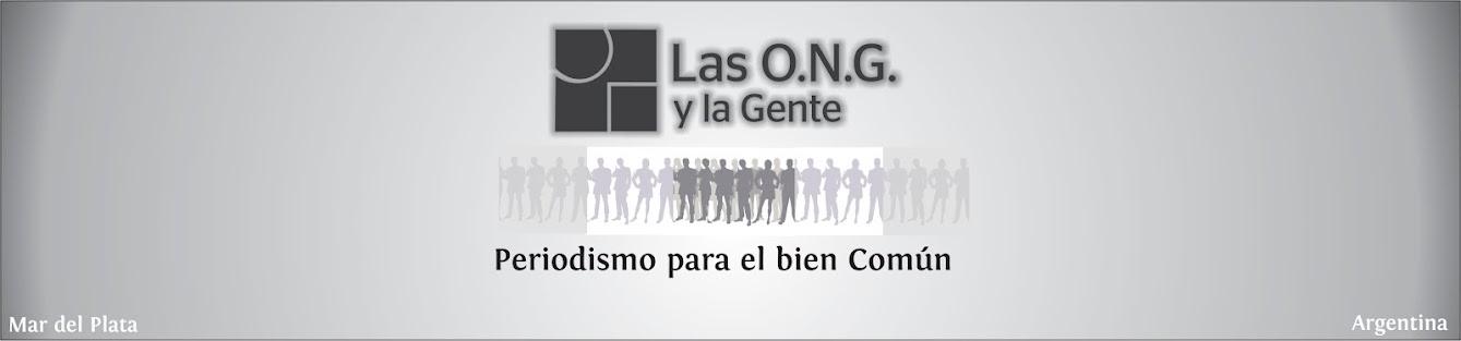 LAS O.N.G. Y LA GENTE