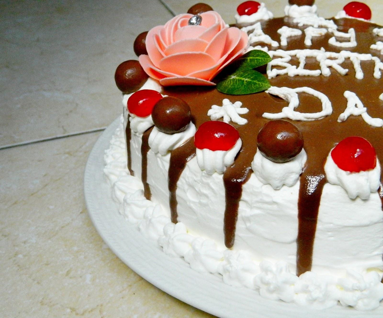 Shadow Cake My Way Confessions Of A Foodaholic