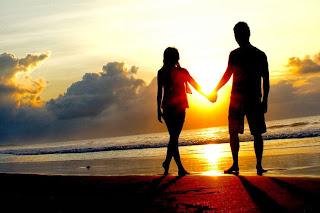 FOTO SUNSET INDAH DI BALI Kumpulan Gambar Sunset Pantai Indonesia Terbaik