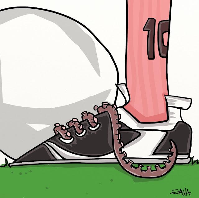 Gava gavavenezia satira vignette illustrazioni caricatura caricature ridere pensare piangere
