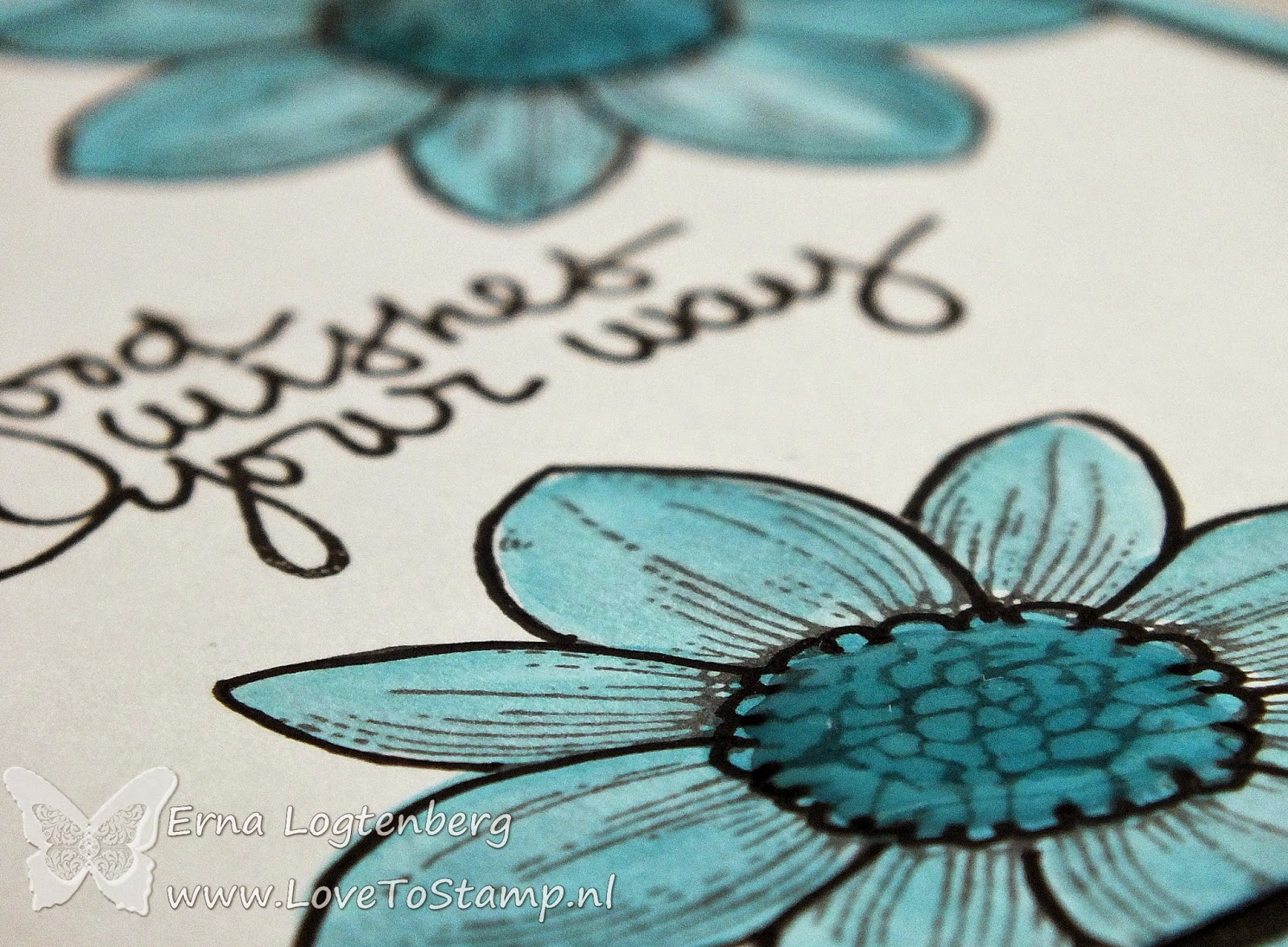 petal potpourri chrystal effects lovely amazin you stampinup lovetostamp