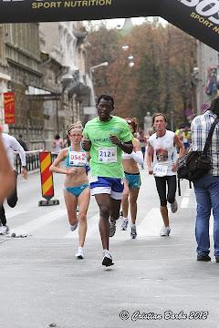 Oradea Halfmarathon - September 16, 2012