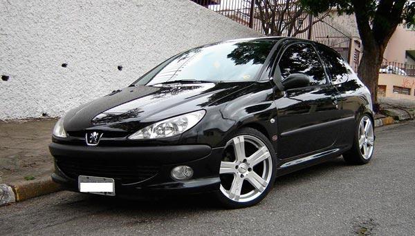 Peugeot 206 Rebaixado Only Cars Carros Rebaixados