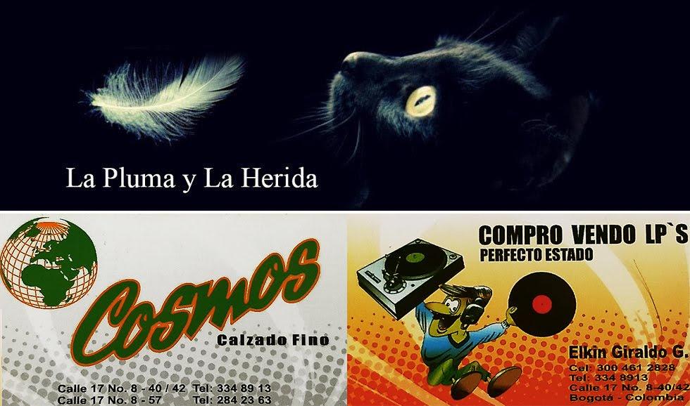 La Pluma & La Herida