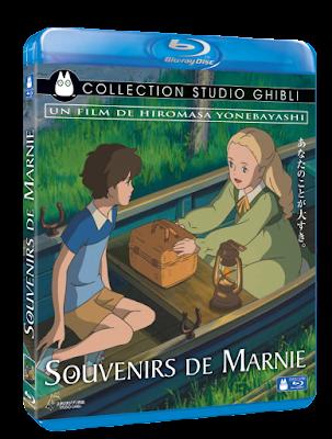 Souvenirs de Marnie en DVD et Blu-ray