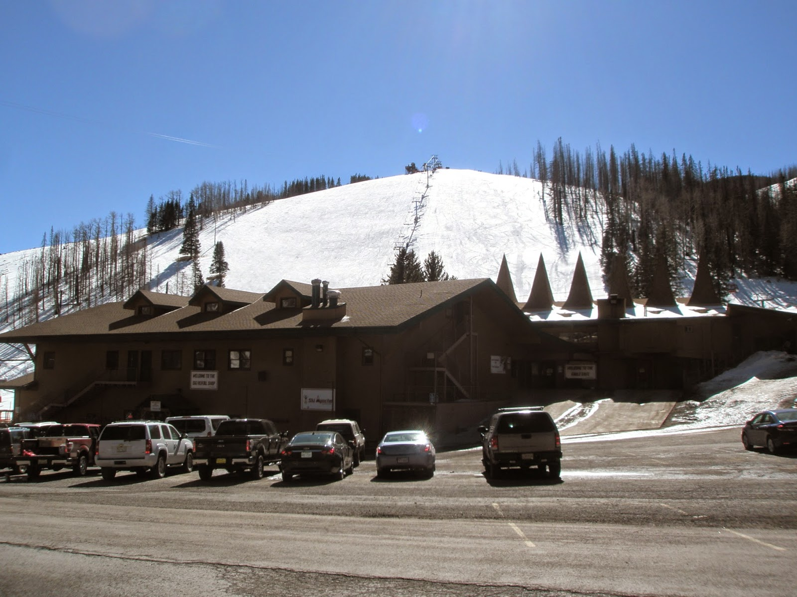About us timber ridge lodge ouray overview timber ridge for Cabin rentals near ski apache